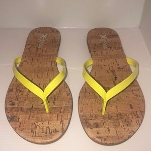 Xappeal MICHELLE Yellow Sandals